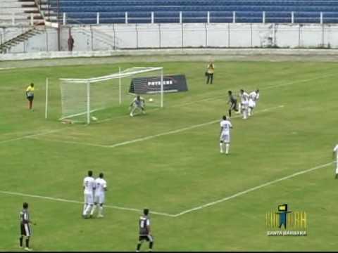 Guaratingueta 1x3 União Barbarense - Paulista A2 2010