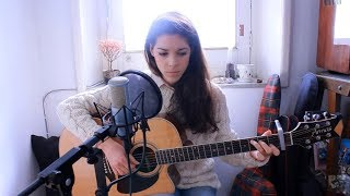 John Legend - All Of Me - Irene Conti Cover (Live in Her Home)