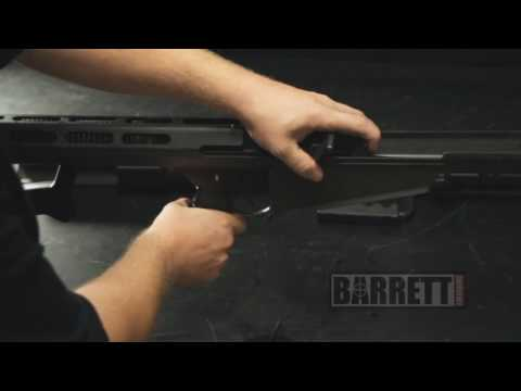 Barrett M82A1 Tutorial Part II