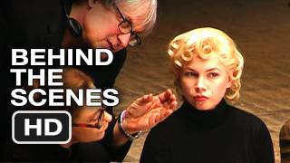 My Week With Marilyn Behind the Scenes - Marilyn Monroe (2011) HD