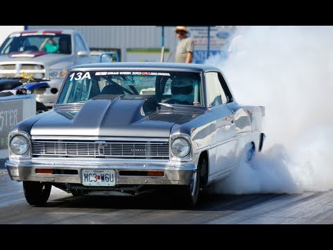 The 2012 Fastest Street Car in America! - HOT ROD Unlimited Episode 19