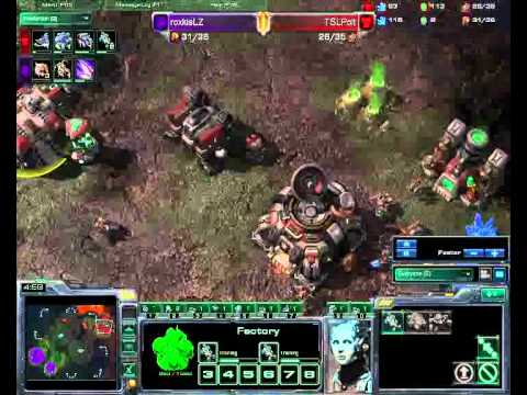 Starcraft Commentary #111 - TSLPolt vs. roxkisLZ (BNet, Game One)