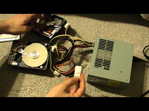 How to Jump an ATX Power Supply