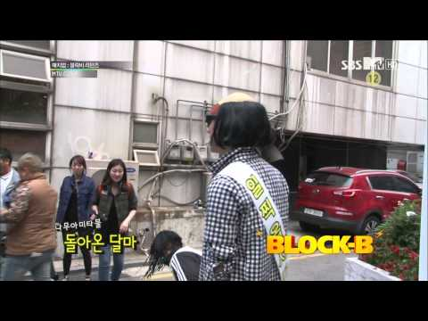 121025 MTV Match Up : Block B Returns Ep 2