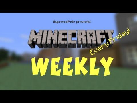 Minecraft Weekly - 43 - Will-s Texture Pack, Ninja, Notch No Longer Lead Developer