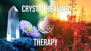 Free Spirit Crystal Healing Therapy Music - Clensing Gemstone, Chakra Balancing, Reiki Healing HD