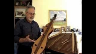 Hammered vs. Mountain Dulcimer (Scheitholt)