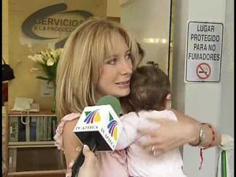 Geraldine Bazán ¿regresa a TV Azteca?