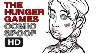 The Hunger Games Comic Spoof - Drunken Digest HD MOVIE (2012)