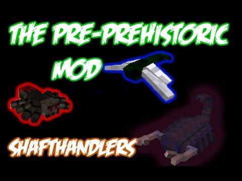 Minecraft: The Pre-Prehistoric Mod