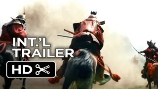 47 Ronin Official International Trailer (2013) - Keanu Reeves Movie HD