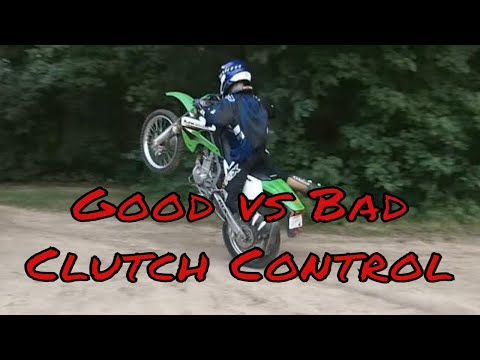 How To Ride A Dirt Bike With Clutch