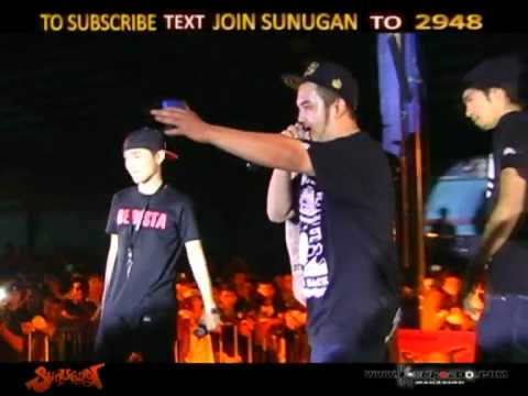 SUNUGAN - Juan Tamad VS Shehyee ***Battle Royale***