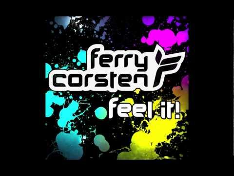 Ferry Corsten - Feel It (Cover Art)