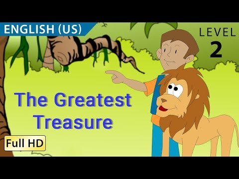 The Greatest Treasure: Learn English with subtitles - Story for Children &quot;BookBox.com&quot;