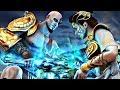God of War 2 - Kratos Kills Athena (Athena Saves Zeus)