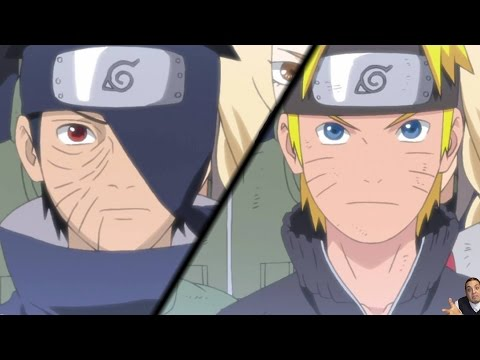 Naruto Shippuden Episode 384 -ナルト- 疾風伝 Anime Review -- Naruto, Sasuke & Alliance Vs Obito Juubi
