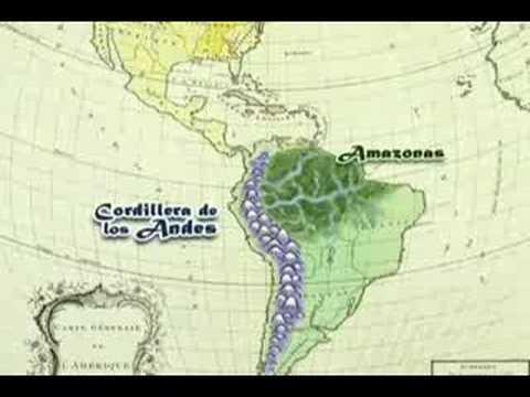 Aldea Latinoamericana - Por la Geografía de América Latina
