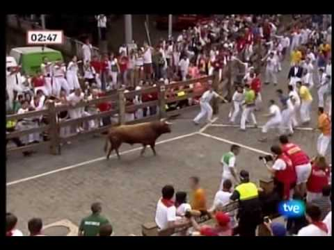 San Fermín 2010 Last Day - 5 (EXPLICIT WARNING) (spa)