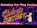 LIVE PLAY on Elvira Slot Machine with Bonuses and Huge Win!!!