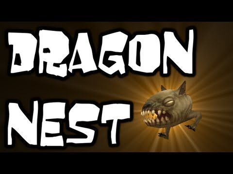 Dragon Nest - Late Night Leveling Ep. 4 2/2 (HD)