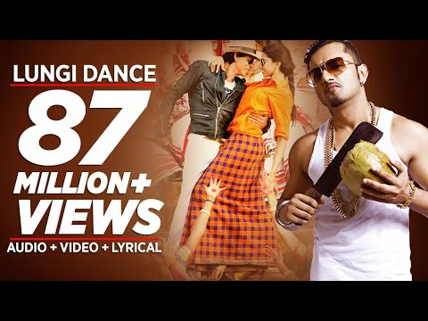Lungi Dance Full Video Song Honey Singh