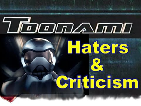 Toonami - Haters & Criticism Speech (HD)