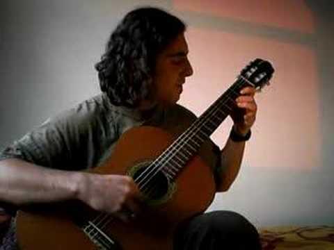 Kara Toprak :  Ricardo Moyano-nun klasik gitar düzenlemesi
