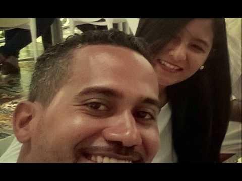 Un audio compartido en las redes sociales, se escucha a la esposa del joven asesinado Eddy Peña narrar la última conversación que sostuvo con su esposo la mañana del lunes antes de salir de su casa.