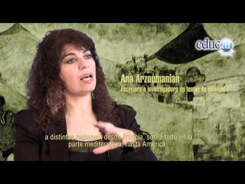 Genocidio Armenio: El retorno imposible - Ana Arzoumanian