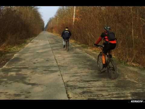 VIDEOCLIP Traseu MTB Tancabesti - Tiganesti, 45 km pe biciclete