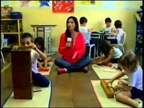 Escola Pequeno Príncipe - Método Montessoriano