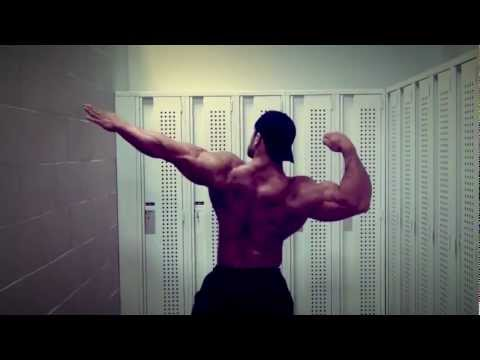 Bodybuilding Motivation -Antoine Vaillant [MPW] HD 720