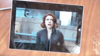 Vidéo : Test Surface Pro 3 - Multimédia