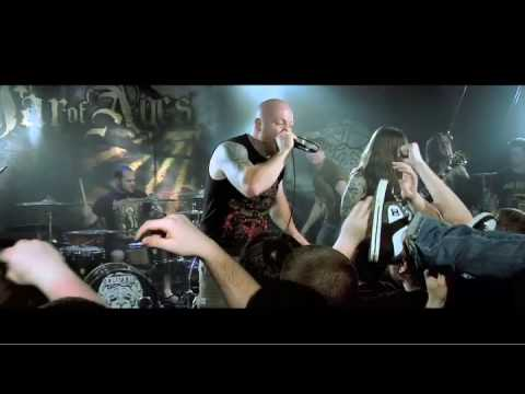 WAR OF AGES All Consuming Fire music video