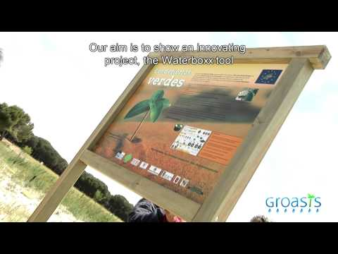 (English subtitles) Reforestación con Technologia Groasis Life  'Los desiertos verdes' (Part 2)