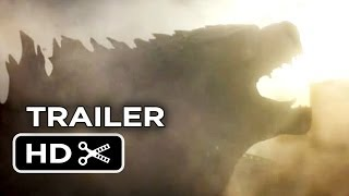 Godzilla Official Teaser Trailer (2014) - Aaron Taylor-Johnson, Elizabeth Olsen Movie HD