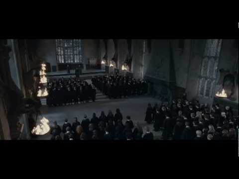 Harry Potter and the Deathly Hallows -- Part 2  The Story of Snape