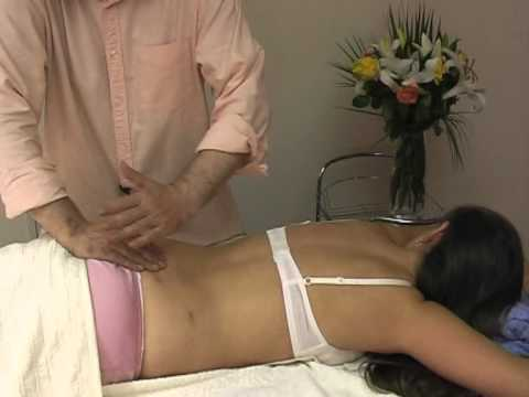 lower back massage and treatment 4