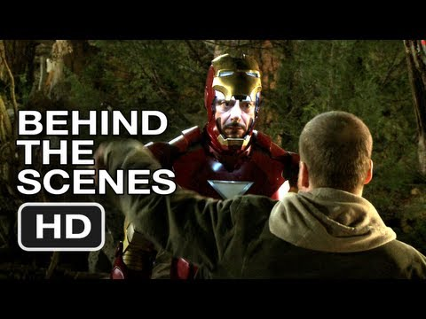 The Avengers Behind the Scenes (2012) - Tension - HD Movie