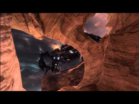 Halo Reach: Pillar of Autumn- Carter's Death and Sacrifice