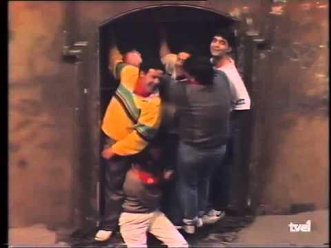 Encierro San Fermín   7 de julio de 1990 480p