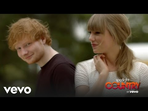 Spotlight Country - Taylor Swift & Ed Sheeran Are Put to the Test! (Spotlight Country)