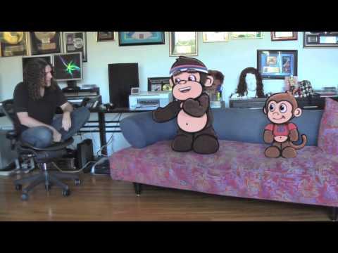 STOOPID MONKEY - STOOPID MONKEY and Weird Al Yankovic
