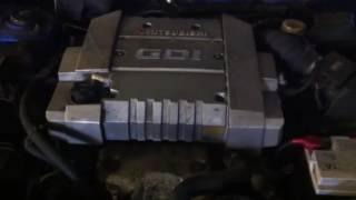 ДВС (Двигатель) Mitsubishi Carisma Артикул 51039489 - Видео