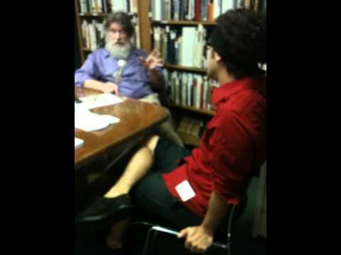 Interview with famous paleontologist Dr. Robert Bakker on SHARK WEEK
