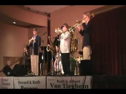 SCOTT BLACK'S JAZZ BAND AT THE BIX JAZZ FESTIVAL IN 2009.avi