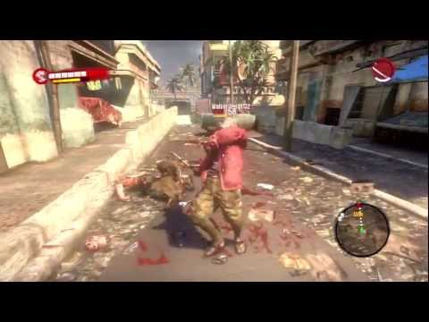 Dead Island: Last Chance on the Wall - Side Quest Walkthrough (Gameplay &amp; Commentary)