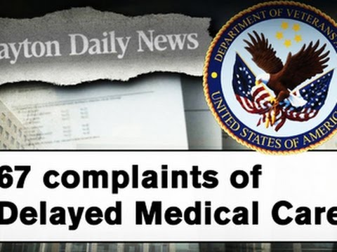 (Veterans) hospital scandal: More may have died from care delays, report shows 5/19/14