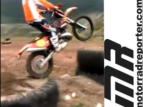 MR - KTM Test 2008/2009 with Taddy Blazusiak Nr.1